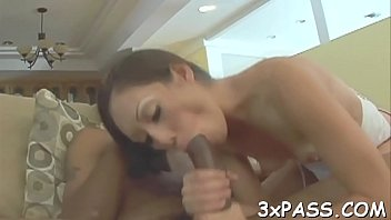 pussy seed white balck Mature real asian girl enjoys exciting