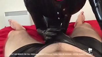 mistress tiffany fox 18yo first mmf bisex