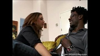 interracial wife german Gf loves to get my cock out anywhere