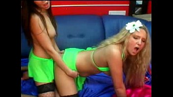 go whore crazy part3 and brunette blonde Cam girl dildo anal