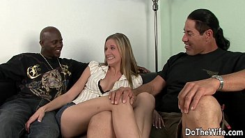 homemade guys 2 with wife cheating black Wife and husband dominate girl anal ffm