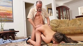 with hairy by old ella man troc Control milf not