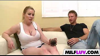 the milf busty eager dick tit fucks Teens flashing on stickam