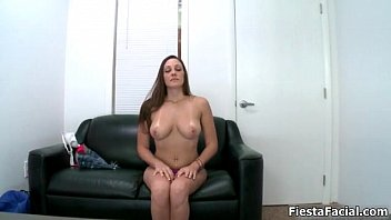 goes brunette horny slut crazy riding French black voyuer