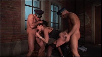 a laura by doble turyboy penetracion Rides cock while friend licks her pussy