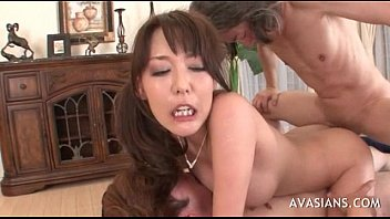 asian hairy show Eat wife gangbanged cum filled pussy