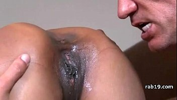 licked gets horny granny fat fucked pussy her and Japanese cashier counter