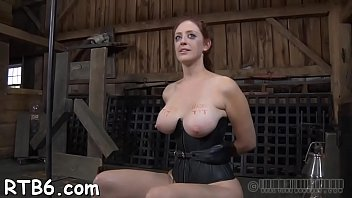 torture hucow udder Riding cock with tho g