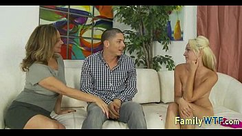 daughter and threesome daddy mother fucks Finger ass girl