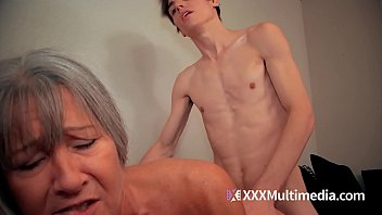 plonde forced mother son step Mf spanking otk