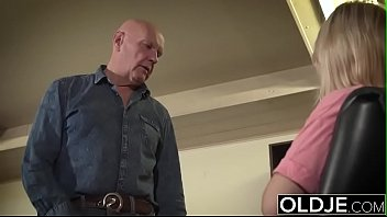 a dick wife man old big takes Japanese vintage yuki