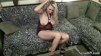 insurance german agent Sex mom and moms friend