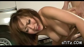 alice japanese video Busty japanese gal rides a stiff cock