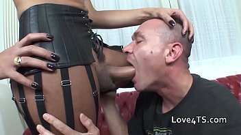 shemales big cock with Hard fucking creampie