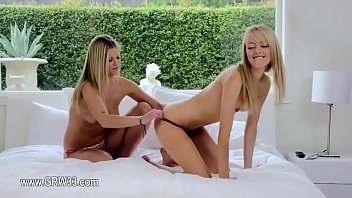rows asslicking of with lesbian women She is in pain