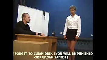 nylons high for caning ff in heels by woman severe man Kloe kane downblouse