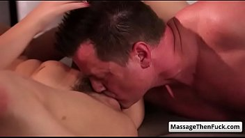 anus massage wife Cock and finger fucking insertion