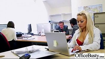 whore busty office Fat huge ass black moms fucks there big dick sons