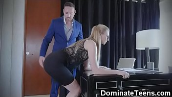 hot demolished secretary by group force video sex and in taken small violent Hot amateur blonde touching her body and masturbating in public