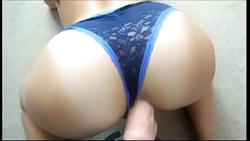 emma ass butt Butt plug ride