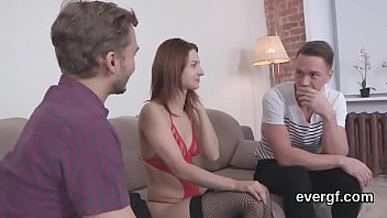 gay cash for Brunette banged by bbc 203