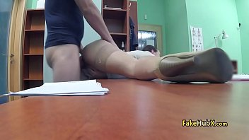 2 devoted nurses Given dick instaed of piza