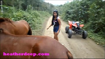 and camisole seachripping peeing shorts blue satin Amateur young girl auditions