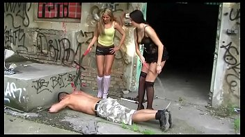 femdom mistress strapon4 scat Guy jerks and shoots big load in slowmotion