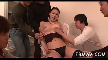 japanese clothes sexy girls losing Smother slave till he cums