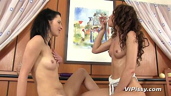 lesbians firs time Soaked panties wife