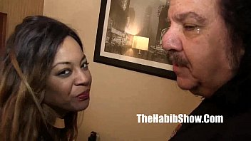 devil ron jeremy Japanese forced by son to sex while watching
