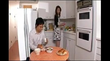 mom afterschool sex son lesson Force legs open5