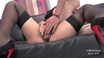 fit on amateur couch casting Japan family game