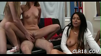 college dorm my a nailing in brunette hot Homemade husband jerking off while watching wife tieshimr man